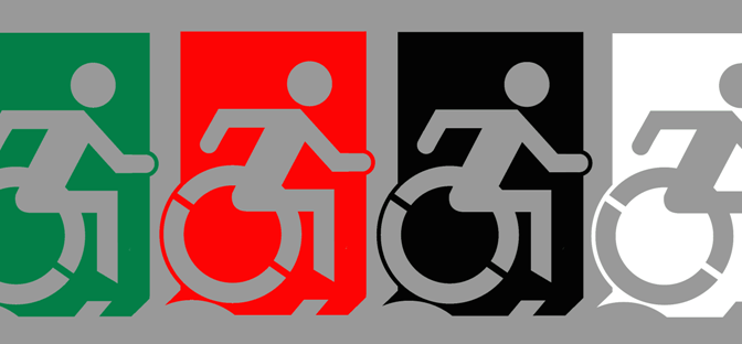 Accessible Means of Egress colour options