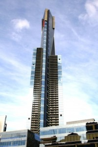Eureka Tower, Southbank, Melbourne, Fire Refuges, Evacuation Lifts
