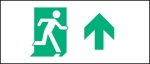 Accessible Exit Sign Project Running Man Exit Sign 105