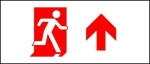 Accessible Exit Sign Project Running Man Exit Sign 107