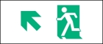 Accessible Exit Sign Project Running Man Exit Sign 15
