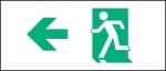 Accessible Exit Sign Project Running Man Exit Sign 35