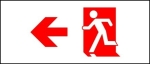 Accessible Exit Sign Project Running Man Exit Sign 37