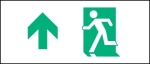 Accessible Exit Sign Project Running Man Exit Sign 45