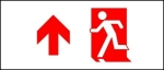 Accessible Exit Sign Project Running Man Exit Sign 47