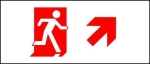 Accessible Exit Sign Project Running Man Exit Sign 77