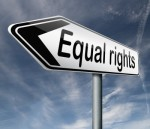 Equal Rights Road Sign