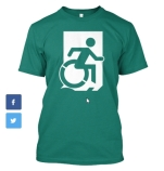 Accessible Exit Sign Project fundraiser shirts (11)