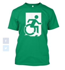 Accessible Exit Sign Project fundraiser shirts (13)