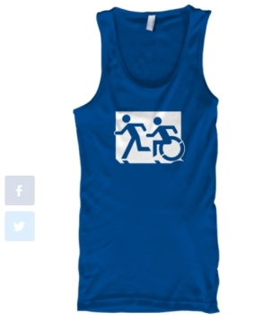 Accessible Exit Sign Project fundraiser shirts (18)