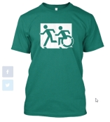Accessible Exit Sign Project fundraiser shirts (22)
