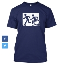 Accessible Exit Sign Project fundraiser shirts (23)