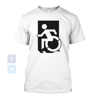 Accessible Exit Sign Project fundraiser shirts (27)