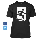 Accessible Exit Sign Project fundraiser shirts (3)