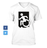 Accessible Exit Sign Project fundraiser shirts(30)