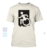 Accessible Exit Sign Project fundraiser shirts(31)