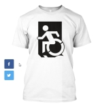 Accessible Exit Sign Project fundraiser shirts(32)