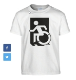 Accessible Exit Sign Project fundraiser shirts(33)