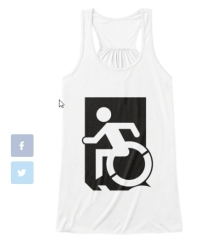 Accessible Exit Sign Project fundraiser shirts(34)