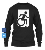 Accessible Exit Sign Project fundraiser shirts (37)