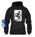 Accessible Exit Sign Project fundraiser shirts (38)