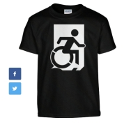 Accessible Exit Sign Project fundraiser shirts (4)