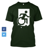 Accessible Exit Sign Project fundraiser shirts (6)