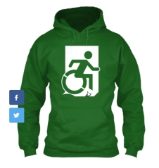 Accessible Exit Sign Project fundraiser shirts (8)