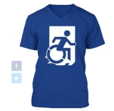 Accessible Exit Sign Project fundraiser shirts (9)