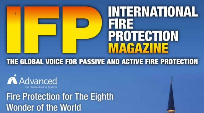International Fire Protection March 2015 Cover